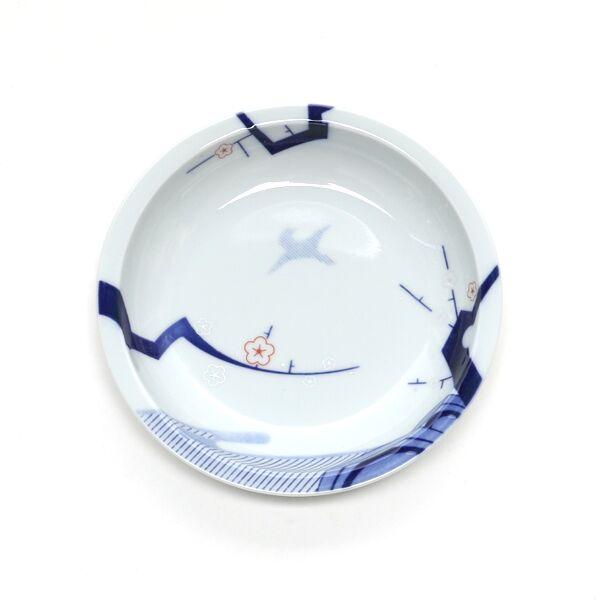 DAILY 4.5寸皿(KACHO)