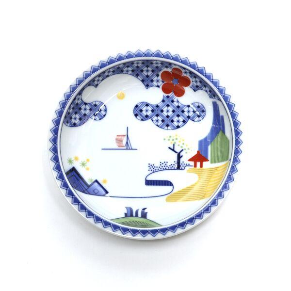 DAILY 4.5寸皿(SANSUI)