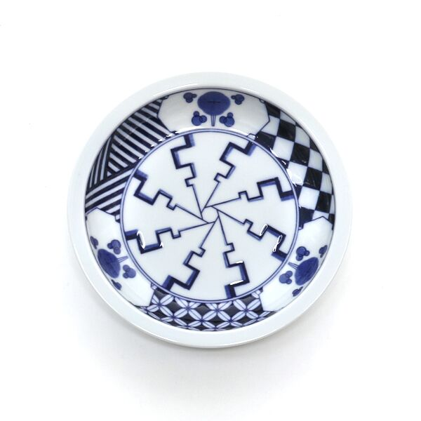 DAILY 4.5寸皿(NEJIRI)