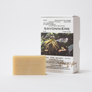 Soap Argan and beeswax soap