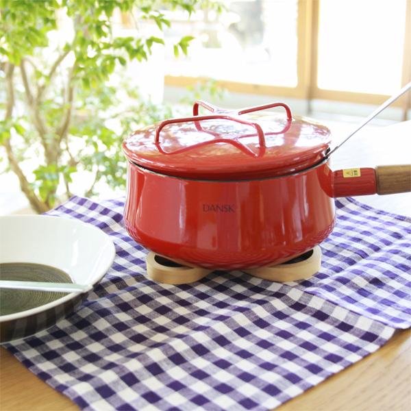 片手鍋(赤)