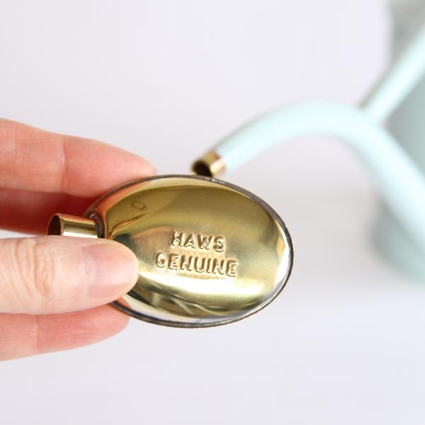 真鍮製のハス口