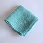 カラー刺繍ハンカチ