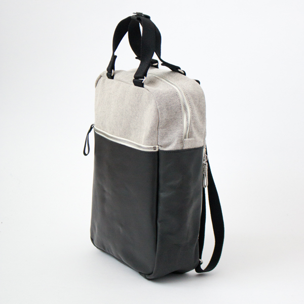 Small Pack(Raw Brend Leather Duotone)