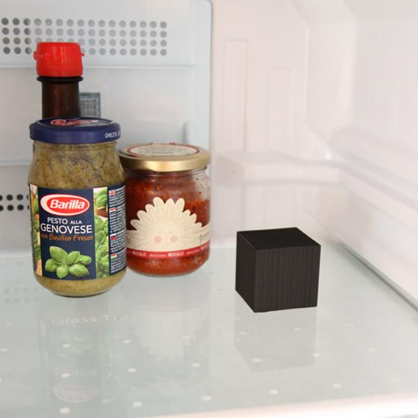 匂いのこもりやすい冷蔵庫に