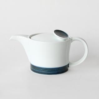 Tea pot Asanoito pattern