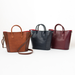 LEATHER BAG MENDOZA