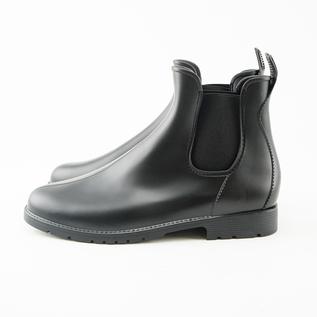 Men JOM side Gore rain boots BLACK