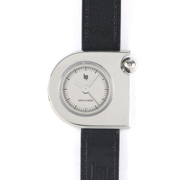 LIP 腕時計 MACH mini SILVER