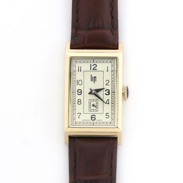 LIP 腕時計 Churchill T18 BROWN