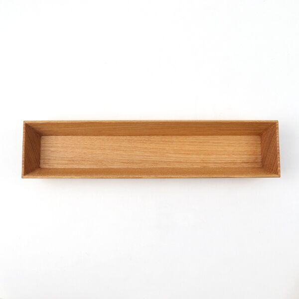 ニレの木を使った箸箱