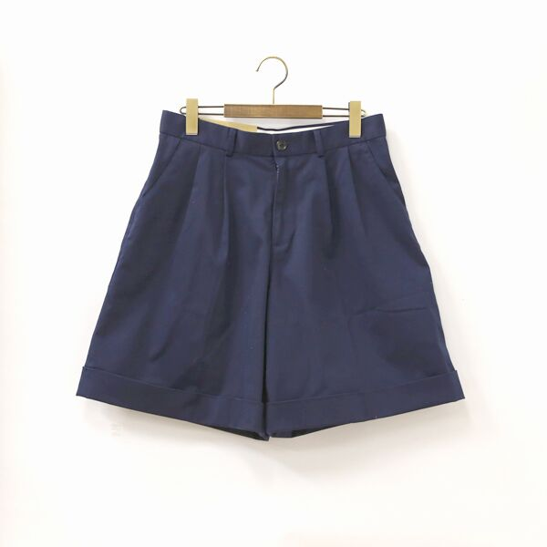 OFFICE WIDE SHORTS NAVY