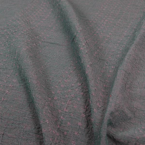 強く撚りあげた綿とリネンの糸を丁寧に織り上げています(GREY)