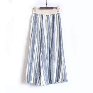 ロングスウィングスカート