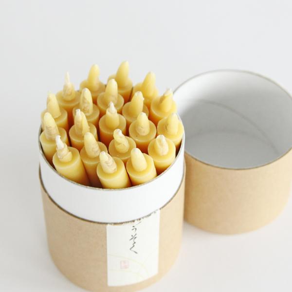 お米のろうそくは2011年度グッドデザイン賞を受賞