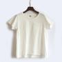 ANNIE ラウンドネックTシャツ