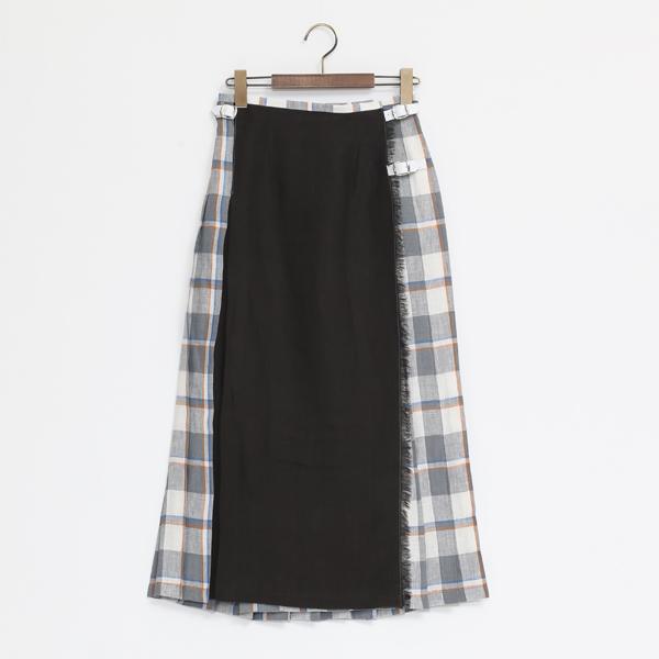 コンビネーションスカート BLACK&MAYNE BOG