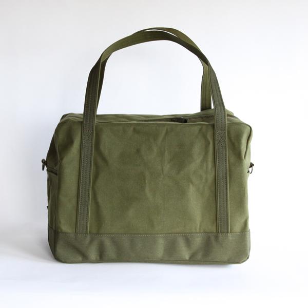 dailly boston bag khaki