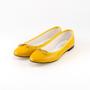 バレエシューズ Slip on Ballet Shoe Yellow