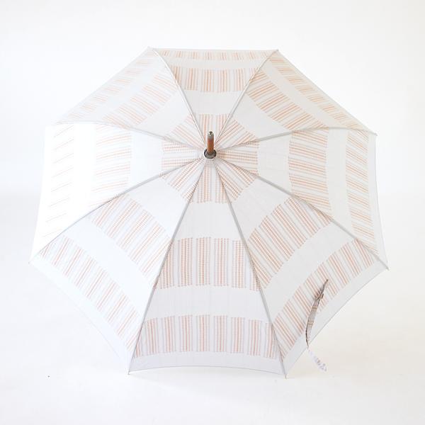 朝の月 晴雨兼用傘(GREY)