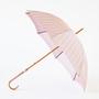 朝の月 晴雨兼用傘