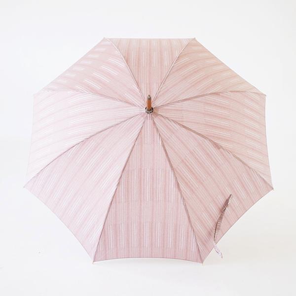 朝の月 晴雨兼用傘(PINK)