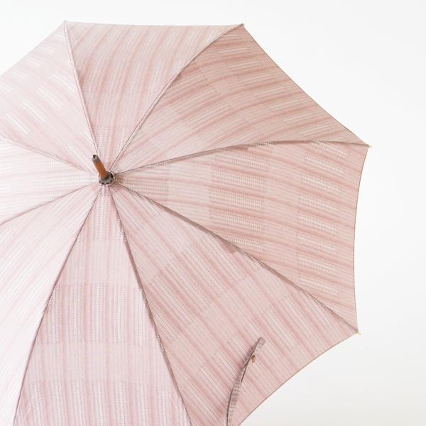 優しいピンク色に、白い光が差すようなグラデーション(PINK)