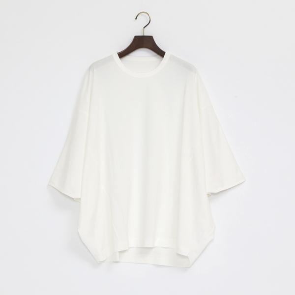 テクノラマ 切り替えTシャツ(OFF WHITE)
