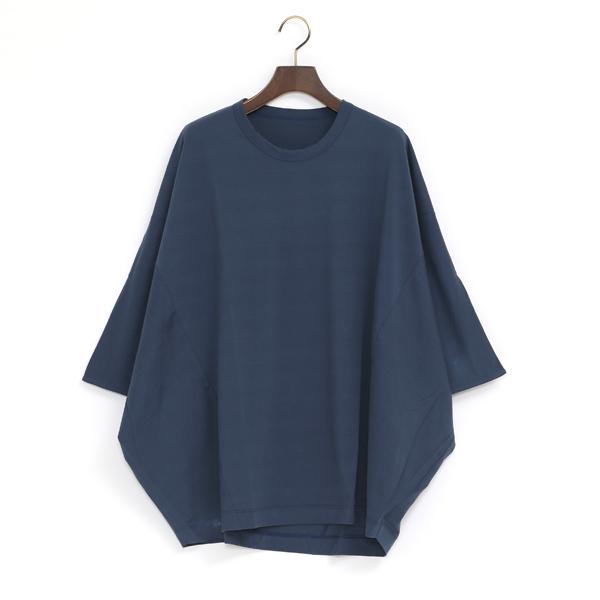 テクノラマ 切り替えTシャツ(BLUE)
