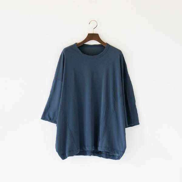 コズモラマ 切り替えTシャツ(BLUE)