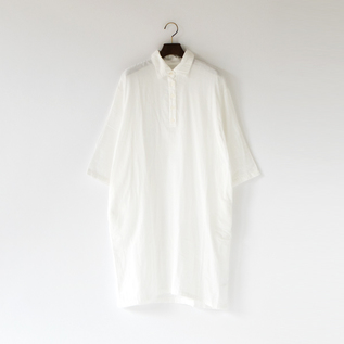 GAUZE SHIRTS DRESS