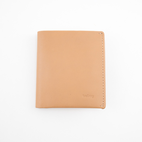 Note Sleeve Wallet RFID(TAN)