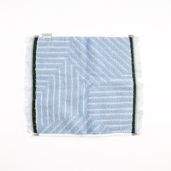 ミニタオル(BLUE)