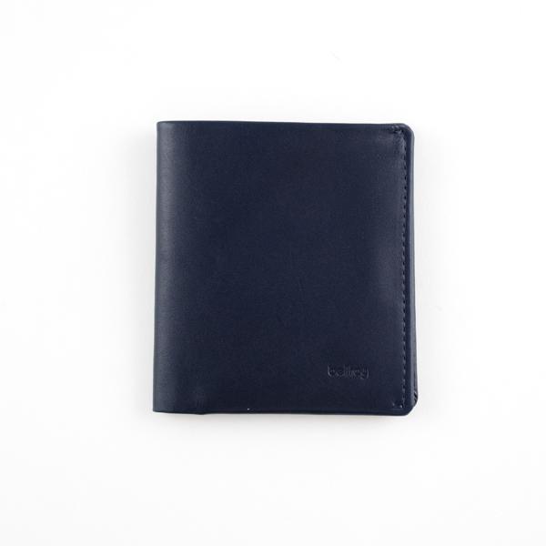Note Sleeve Wallet RFID(NAVY TAN)