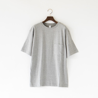 Crew Neck Pocket T shirts LOOSE FIT