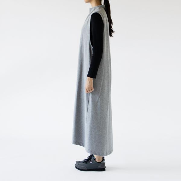GRIS CHINE(モデル身長167cm)