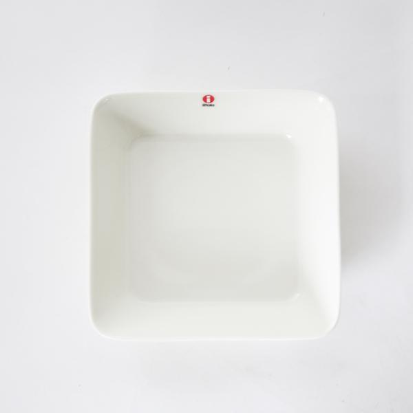 Teema スクエアプレート16cm(ホワイト)