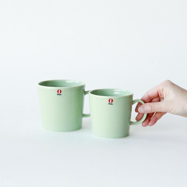 Teemaマグカップ0.3Lと0.4L