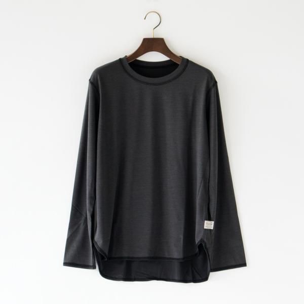 コンフォータブルTシャツ(BLACK)