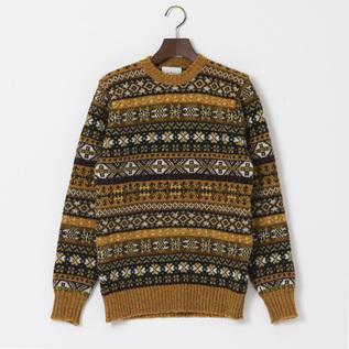 クルーネックセーター 101