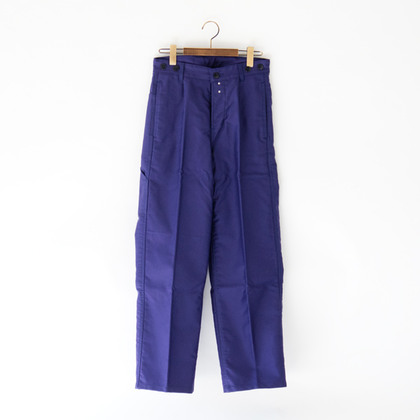 TRADITIONAL WORKER TROUSERS ワークパンツ BLEU DE TRAVAIL