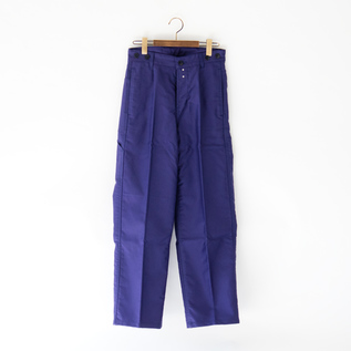 UNISEX TRADITIONAL WORKER TROUSERS   BLEU DE TRAVAIL