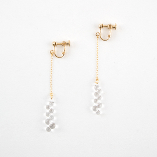 CLIP-ON EARRINGS GLOSS