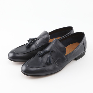 TASSEL SHOES HELEN DARK BROWN