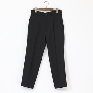 TROUSERS02 A  BLACK