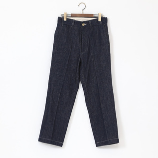 TROUSERS02 C   INDIGO OFF