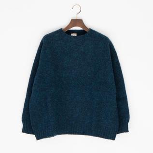 SHAGGY DROP SHOULDER セーター