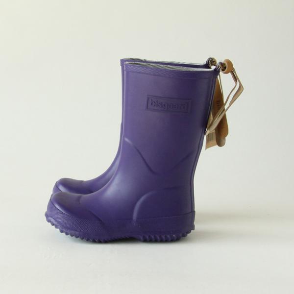 レインブーツ purple