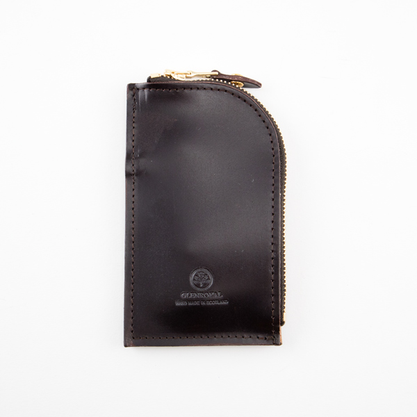 ZIPPED KEY CASE(CIGAR)