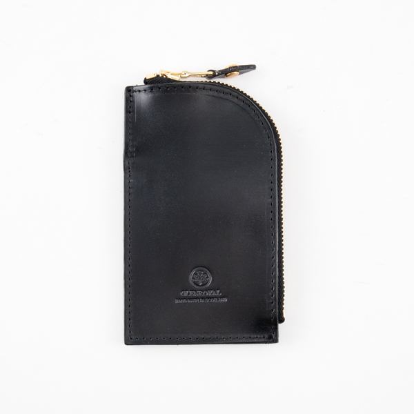ZIPPED KEY CASE(NEW BLACK)
